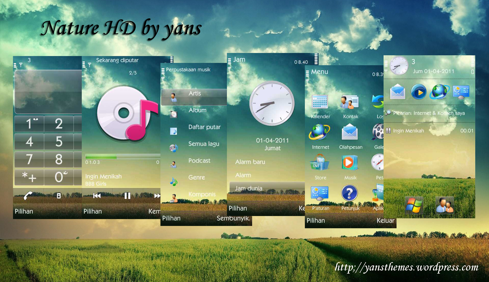 Hot Free Symbian S60 5th Edition Apps mobile9